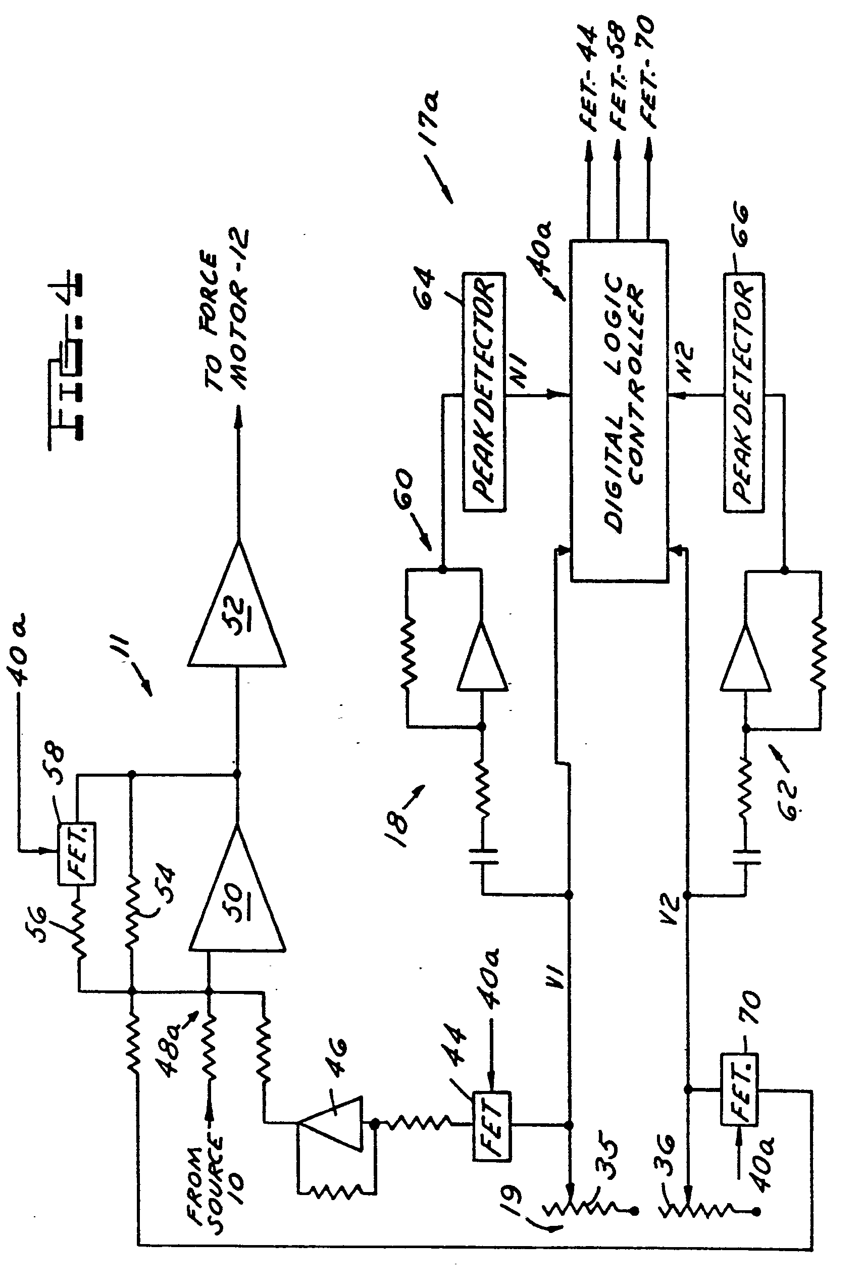 Hydraulic Servo Valve Schematic