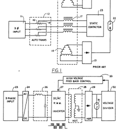 patent ep0147722b2 a high voltage system for an x ray tube  [ 1805 x 2571 Pixel ]