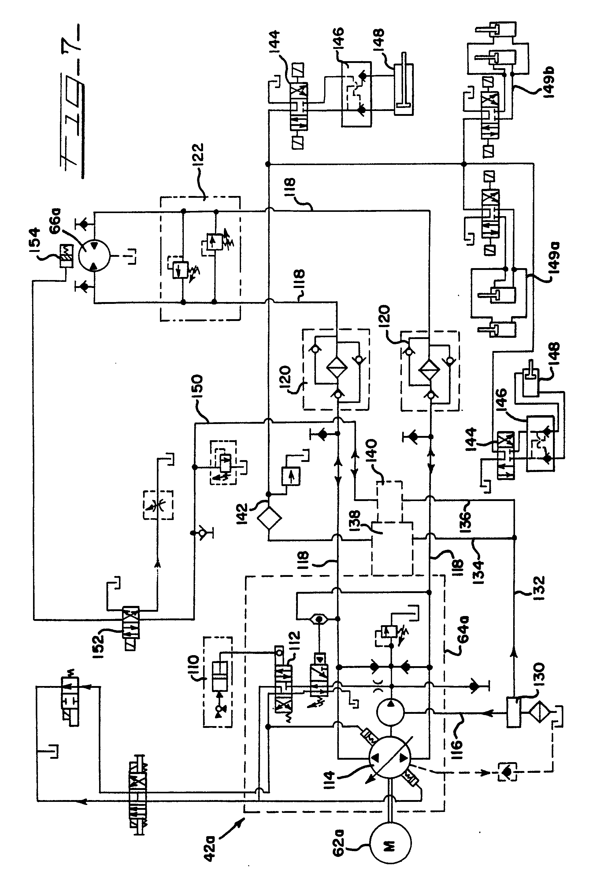 Simple Hydraulic Circuit Diagram