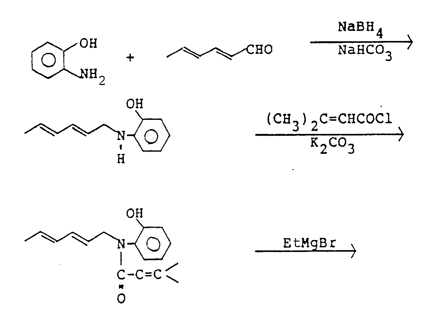 Isomer Flow Chart