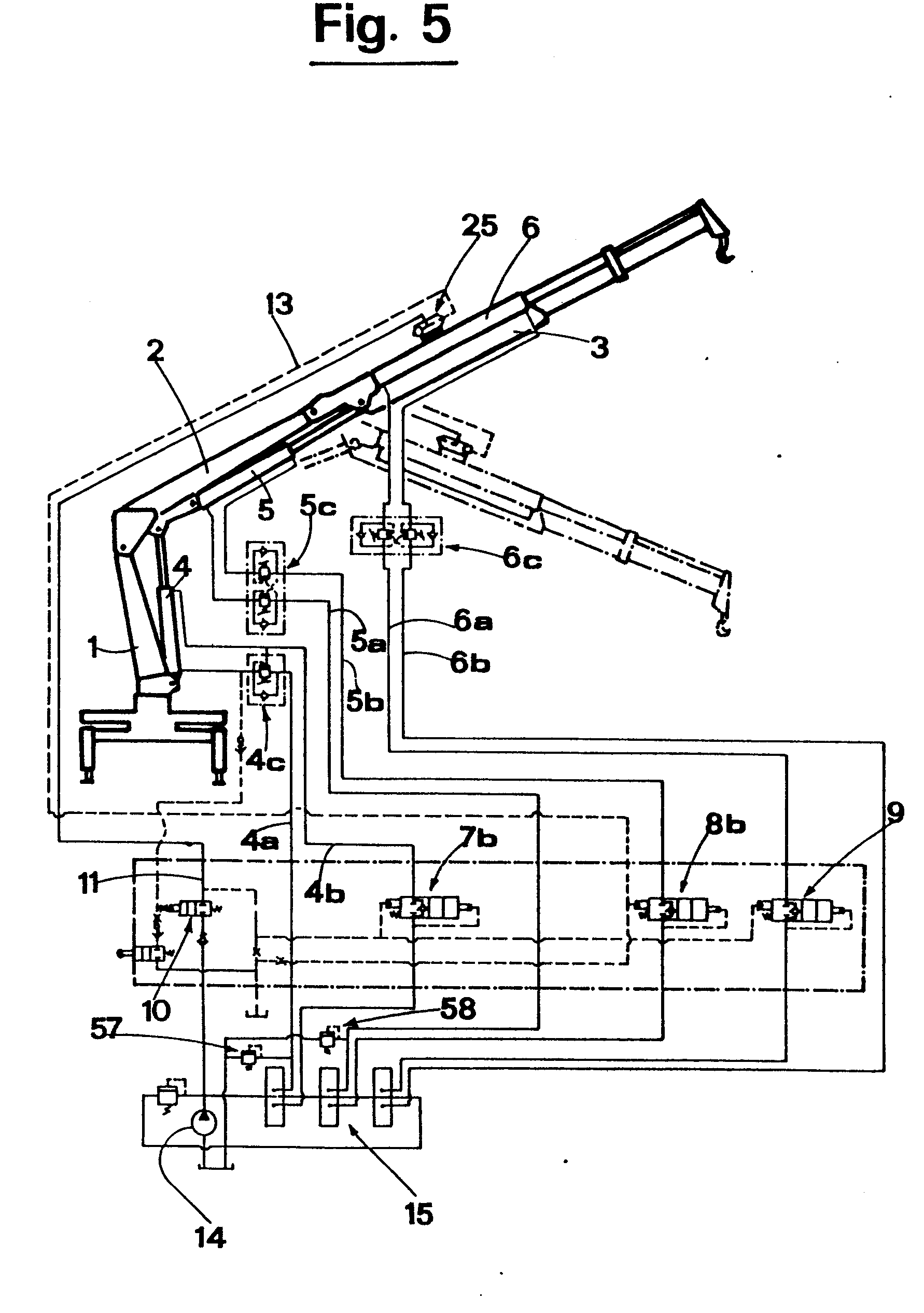 Dump Truck Hydraulic System Schematics For