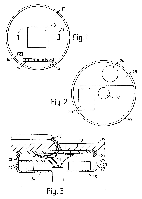 Mains Powered Smoke Alarm Wiring Diagram : 40 Wiring