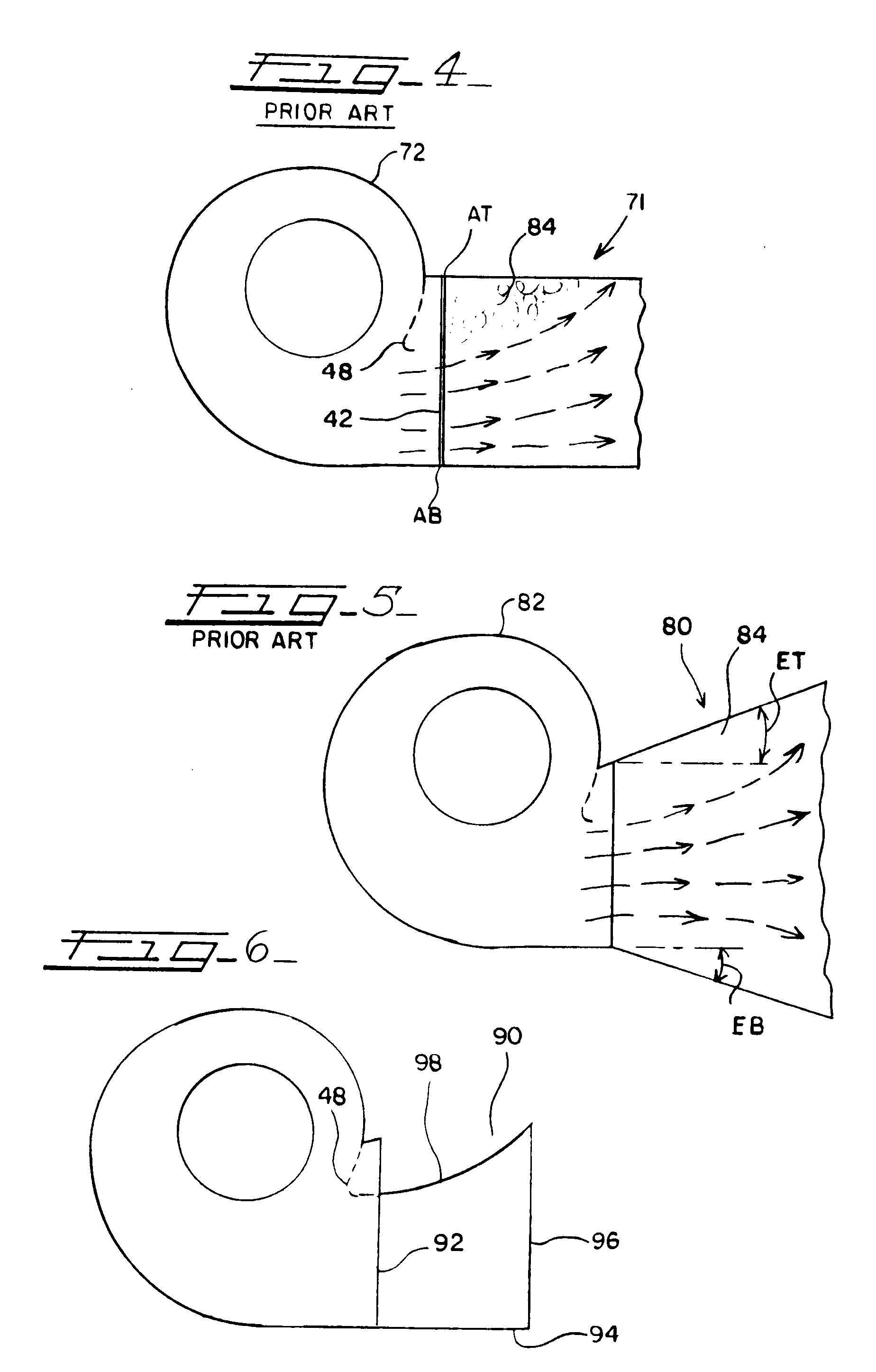 Patent EP0369783B1 Transition Duct For Centrifugal Fan Google