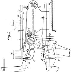 Diagram Of Weaving Loom Dual Capacitor Wiring Patent Ep0379387b1 Gripper Jacquard Axminster Carpet