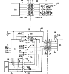 patent ep0546370a1 truck tractor and trailer electrical diagrams 41803230 kenworth t800 wiring schematics diagrams  [ 2000 x 2763 Pixel ]