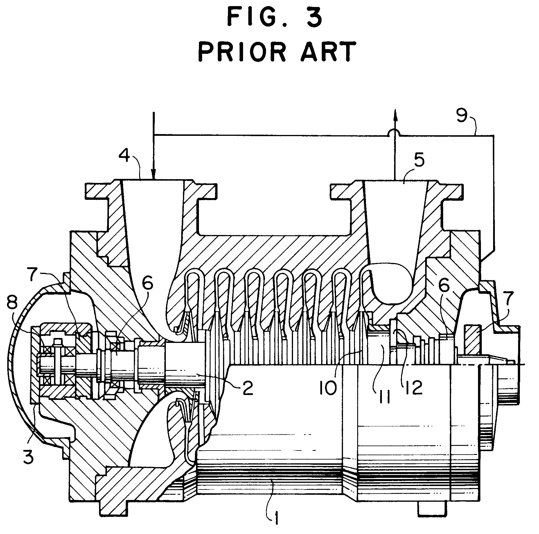 Gas Compressor: Gas Compressor Balance Line