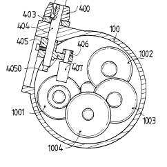 Revolving Chair Mechanism High Banner Patent Ep0579874a1 Speed Regulating