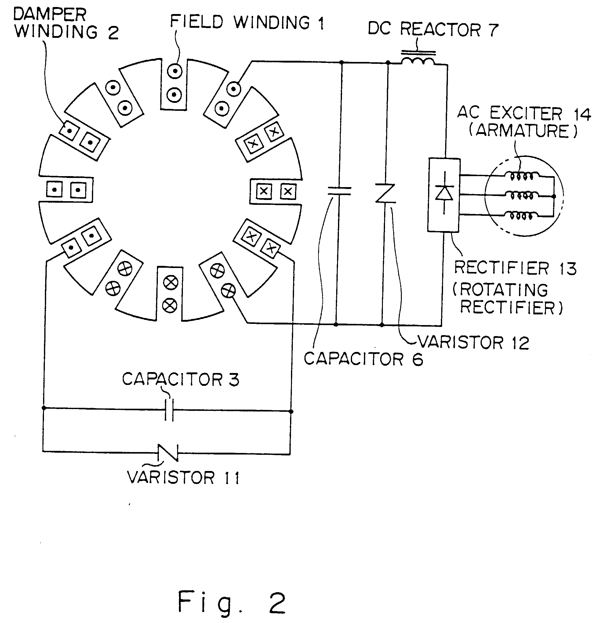 Em Synchronous Motor Rotor Wiring Diagram Auto Electrical Of Honda Generator Parts Em1800 A Jpn Vin Ge200 Ac 39