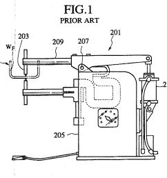 spot welding schematic diagram cool wiring diagramspatent ep0819496a2 spot welding machine google patents spot welding schematic [ 1760 x 1708 Pixel ]
