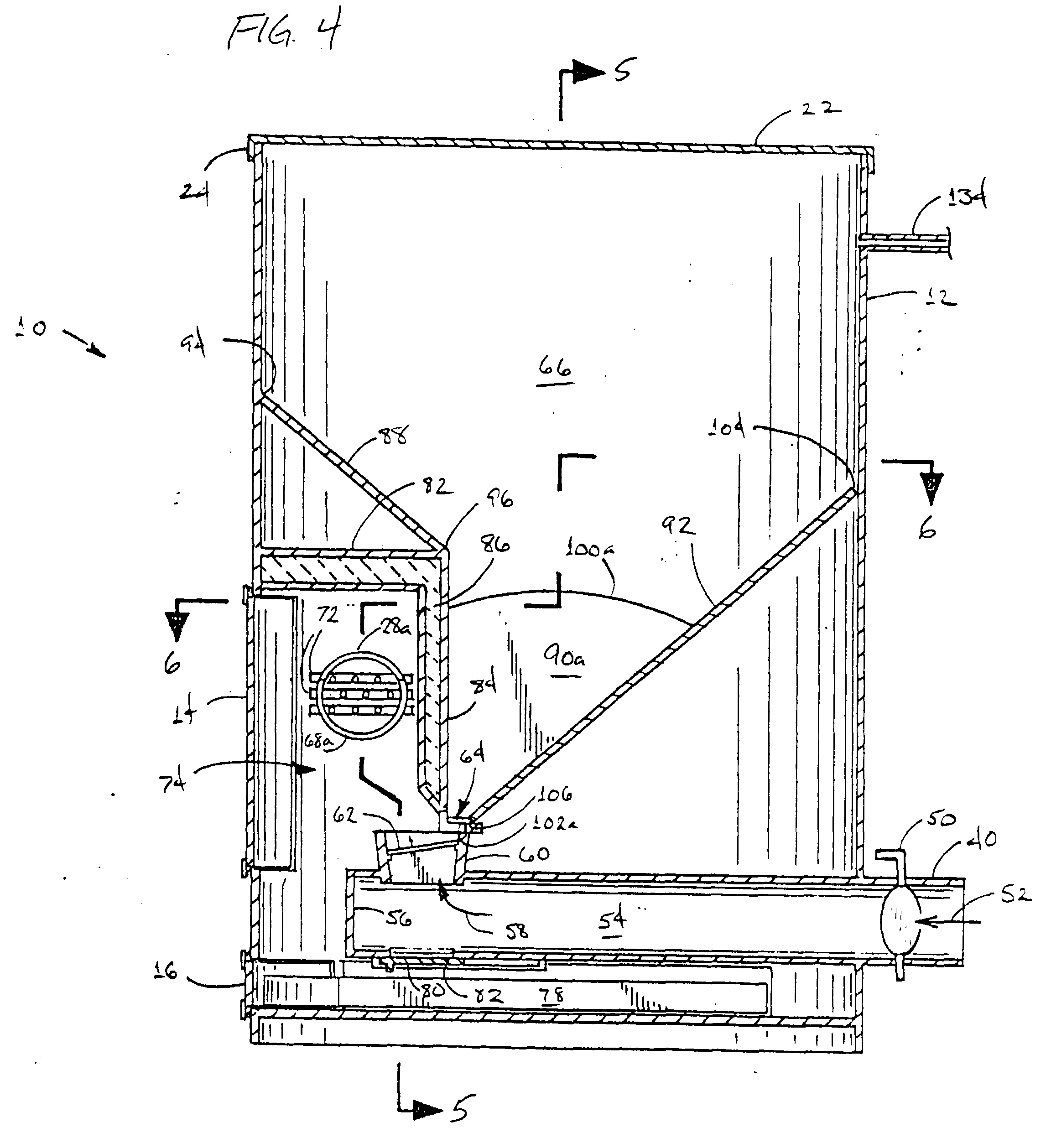 Gravity Feed Natural Draft Stove Ii Patent Ep0854324a2 - Natural Draft Pellet Stove - Google