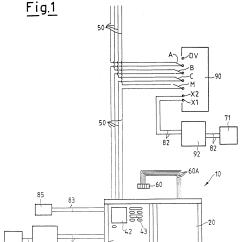 Comelit Wiring Diagram Kazuma 110cc Quad Patent Ep0876044a2 Système De Connection électrique Pour