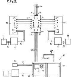 00150001 patent ep0876044a2 electric connection system for intercom and comelit intercom wiring diagram at cita  [ 1856 x 2628 Pixel ]