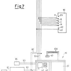 Comelit Wiring Diagram Uart Timing Patent Ep0876044a2 Système De Connection électrique Pour