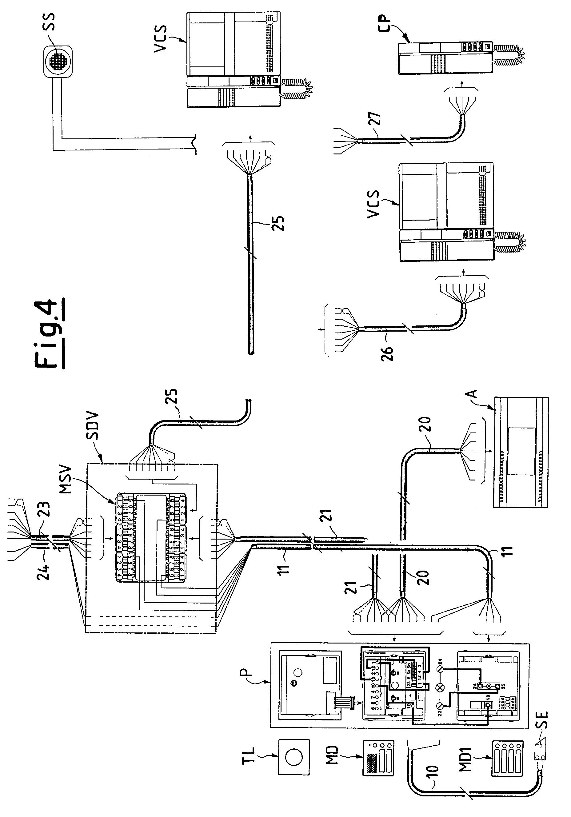 intercom wiring diagram nailor vav free diagrams