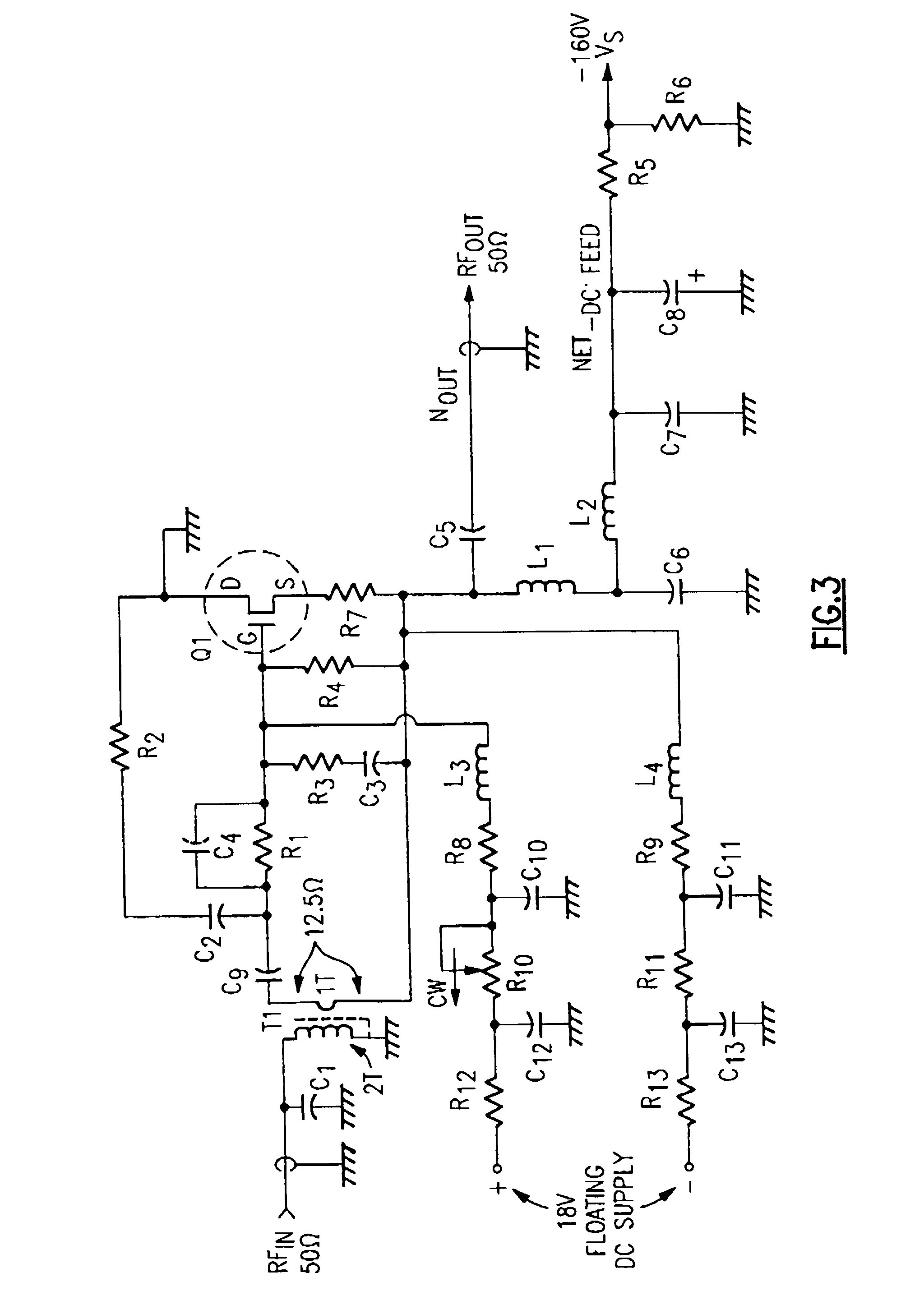 Band Pass Filter Design