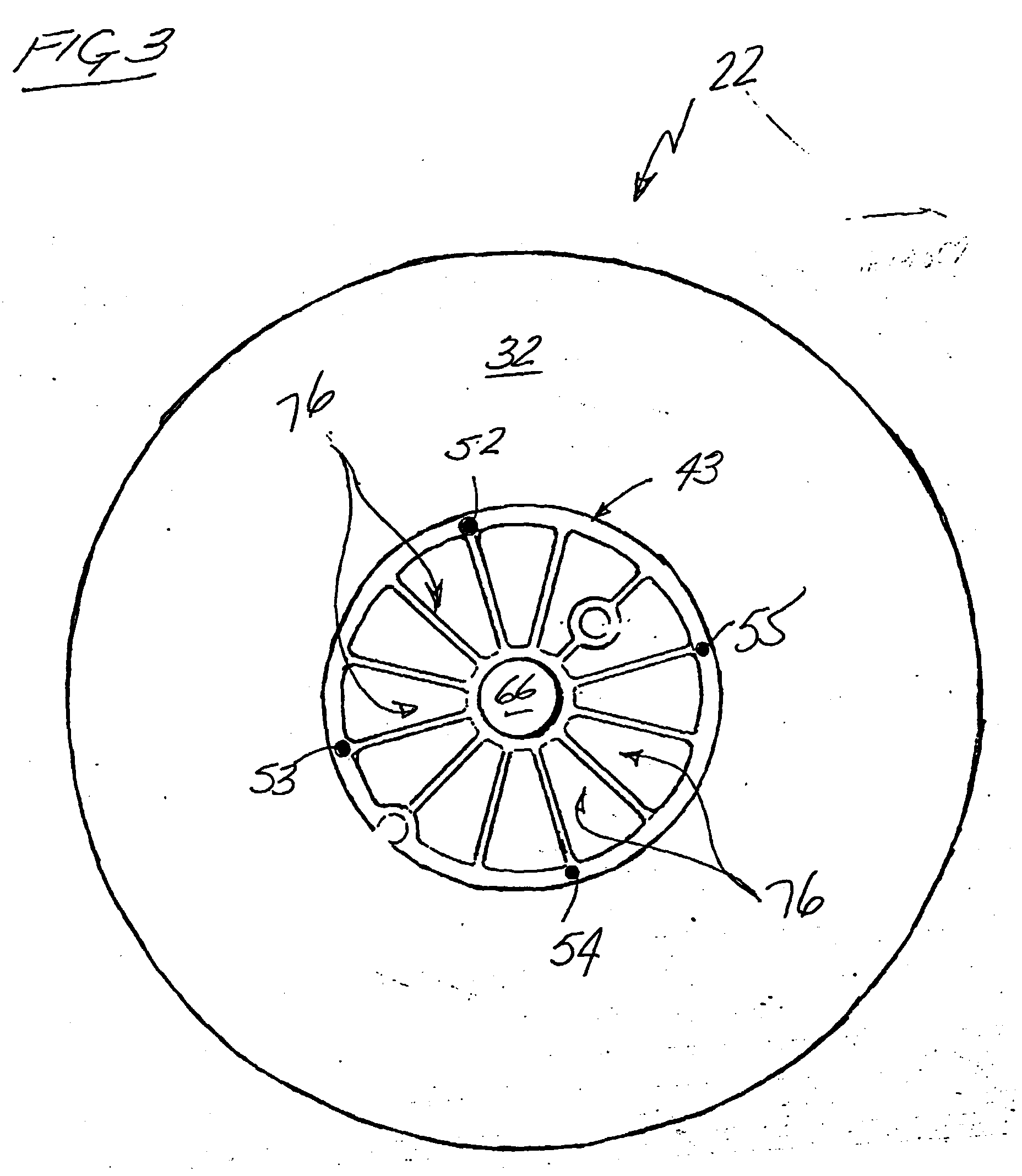 Patent ep1035061a2 reel assembly patents