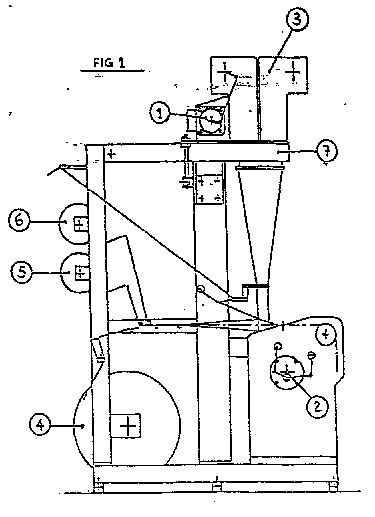 diagram of weaving loom 24v trolling motor wiring patent ep1096048a2 automatic needle for the