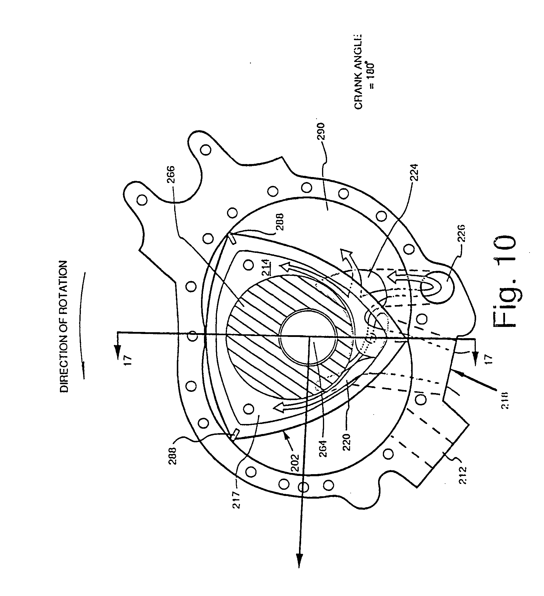 Diagrams#21091854: Rotary Engine Exploded Schematics