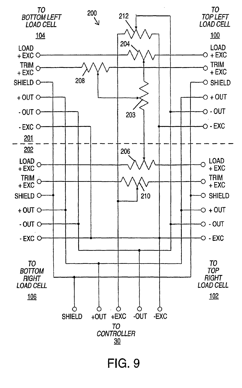 Summing Box Wiring Diagram Load Cell Summing Circuit