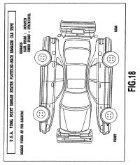 vehicle damage inspection diagram suv