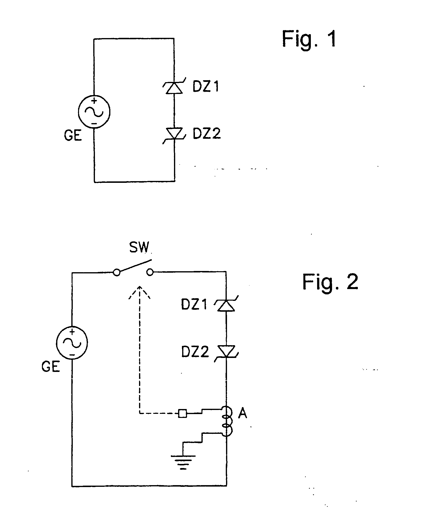 hight resolution of patent ep1335472b1 voltage clamping circuit for a bicycle dynamo