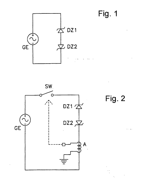 small resolution of patent ep1335472b1 voltage clamping circuit for a bicycle dynamo