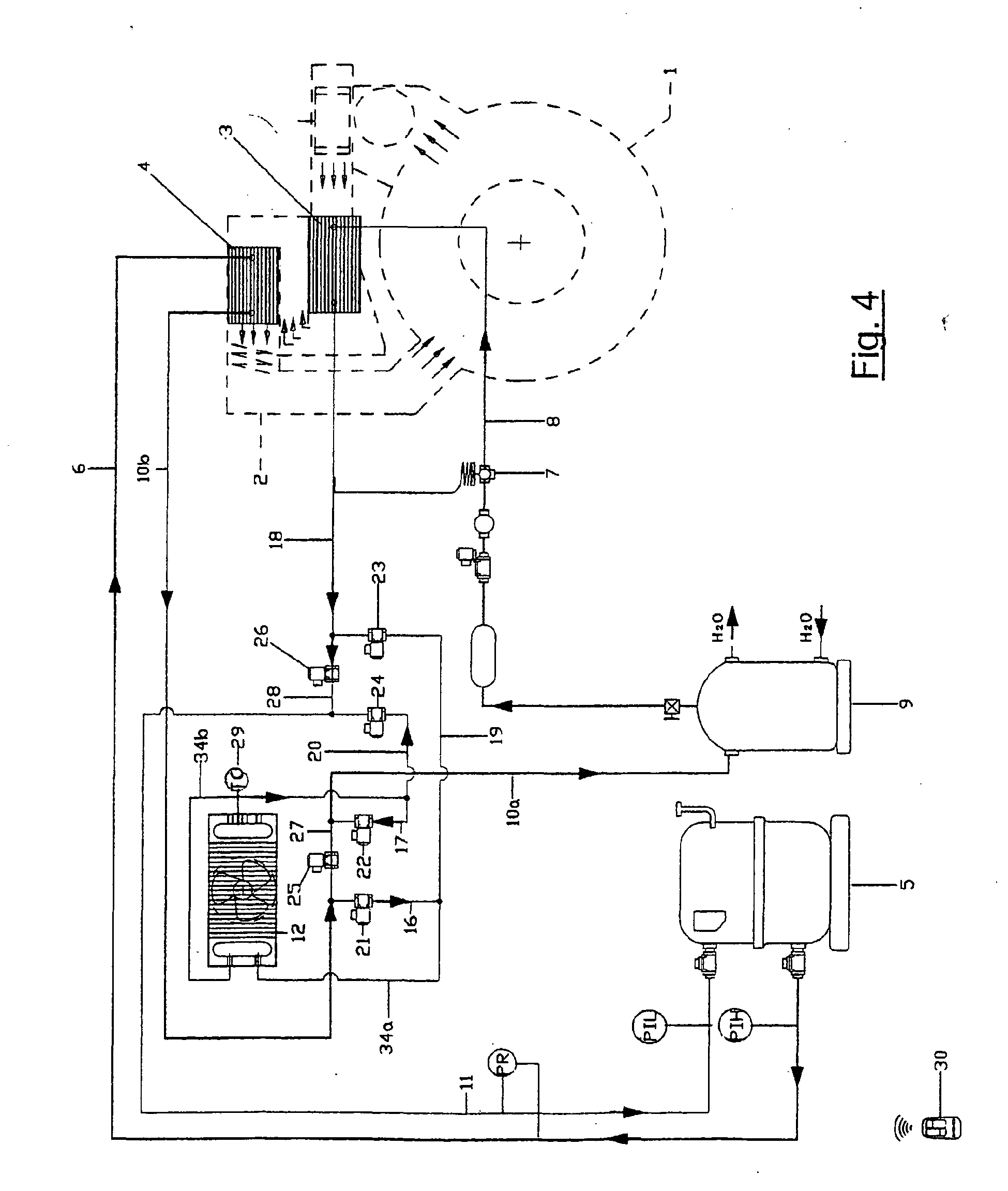 fits into a refrigeration or air conditioning electrical circuit