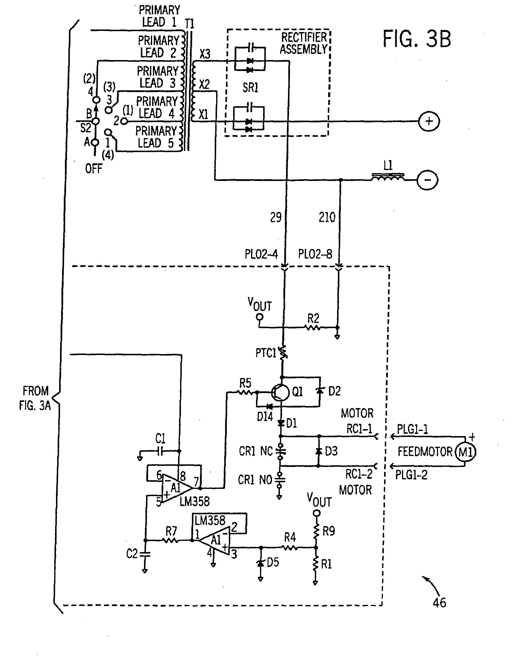 Ya205 Mig Welder Wiring Diagram Trusted Schematics Parts Century 130 Wire Feed Model Sa200