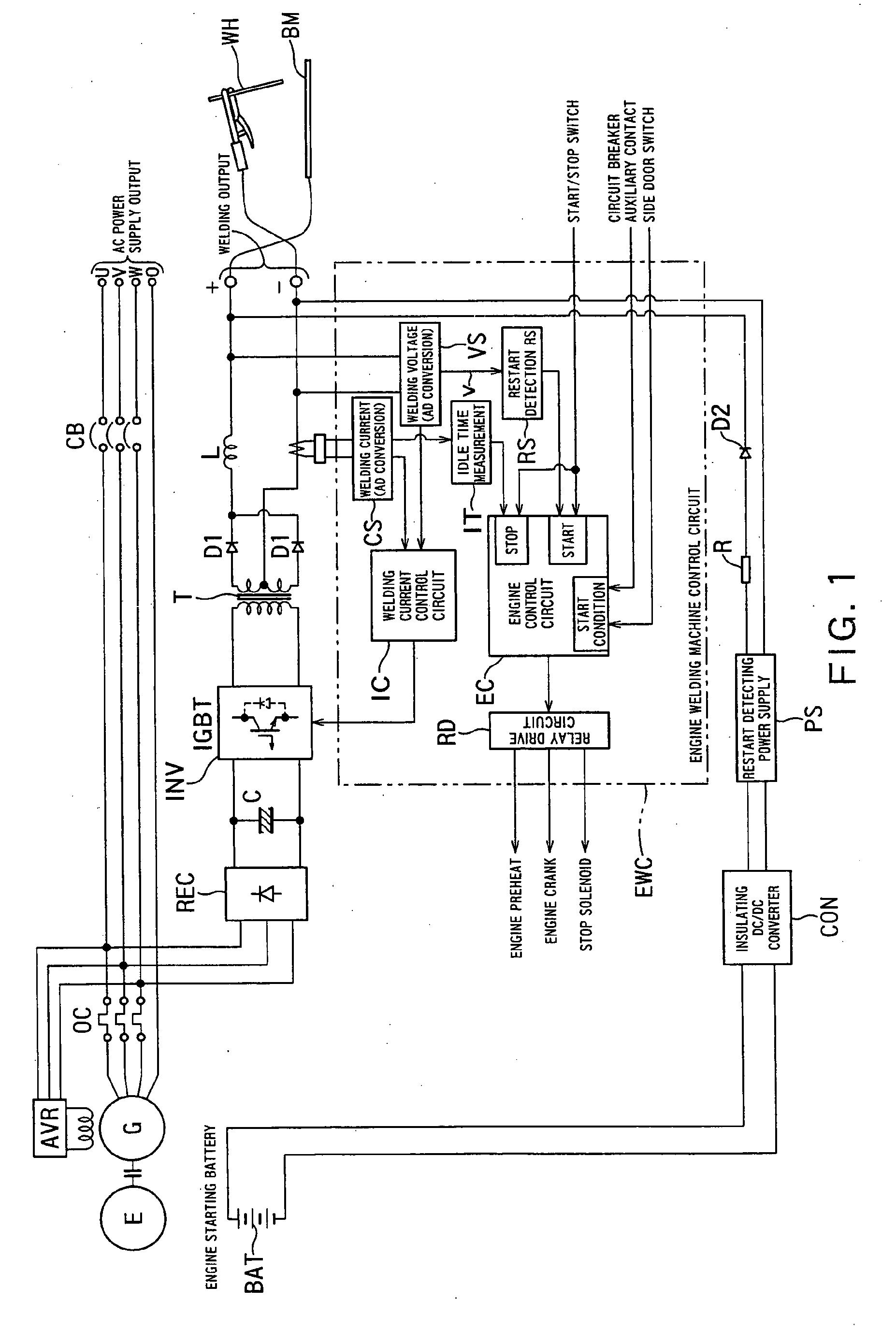 generator avr circuit diagram septic pump alarm wiring airman 31 images