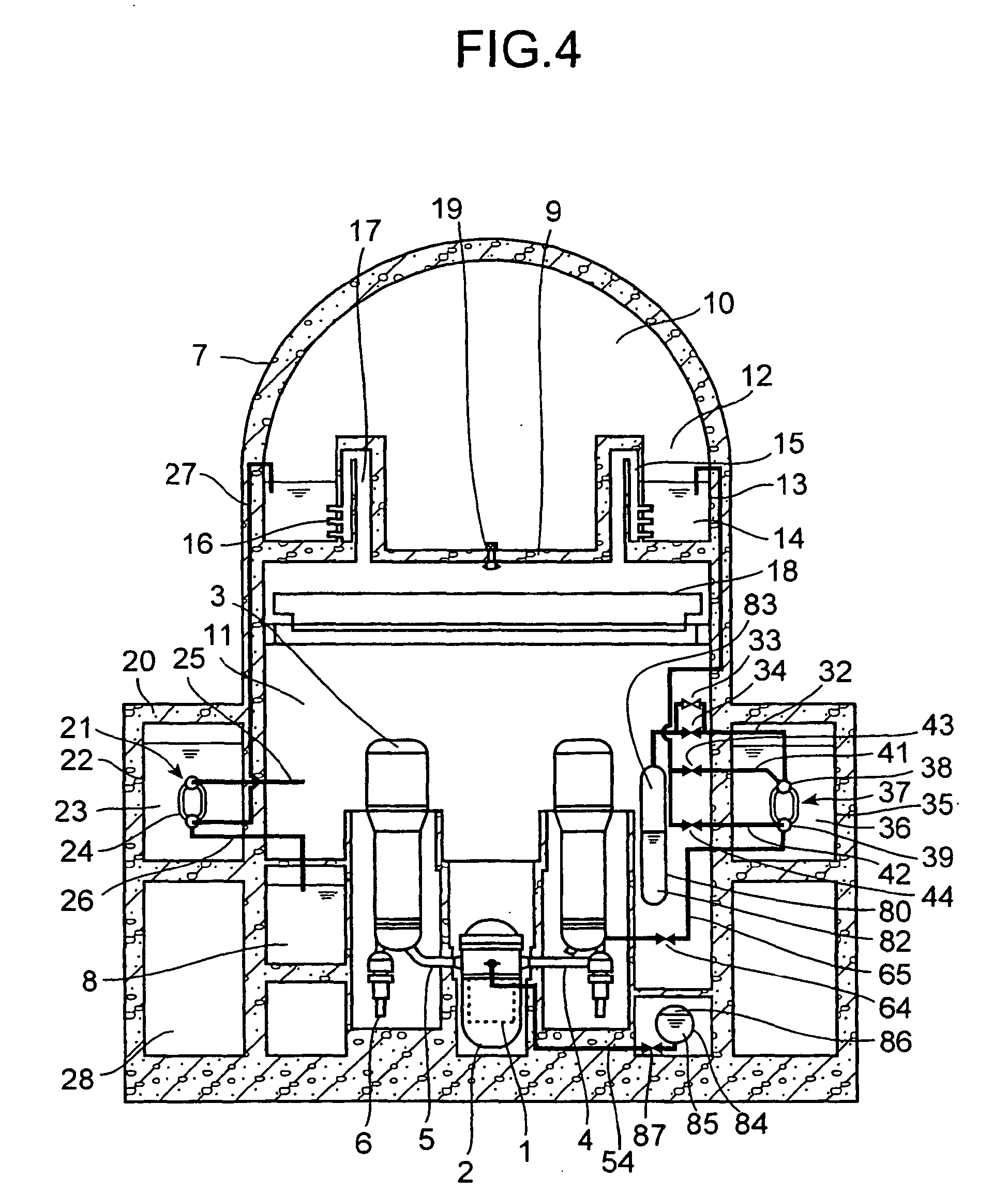 Water Cooling System Nuclear Water Cooling System
