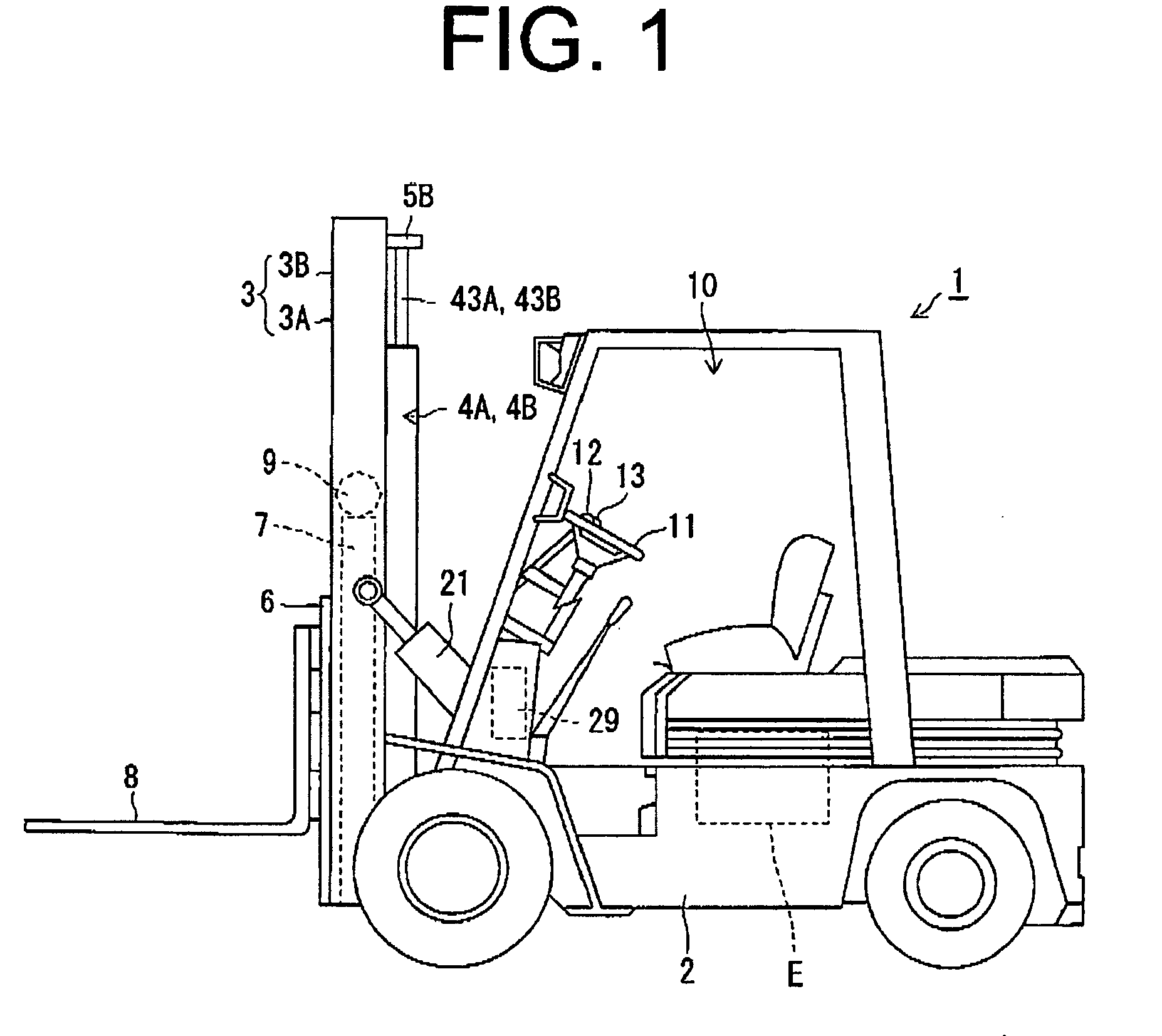 Toyota Forklift Parts Diagram