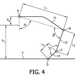 patent ep2322728a2 backhoe dredger for dredging soil kinematic diagram example schematic kinematic diagram [ 1902 x 1559 Pixel ]