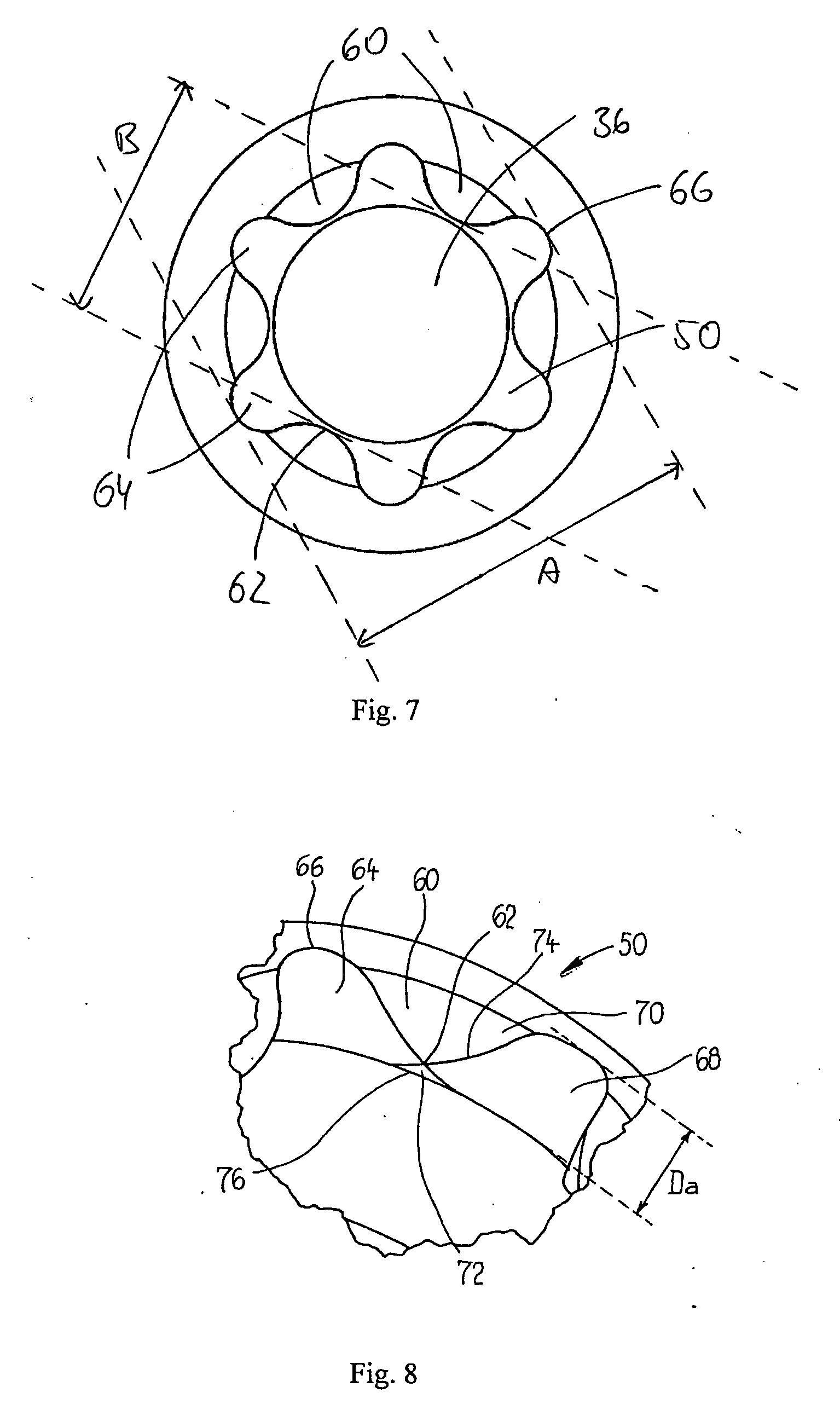 Berühmt Schrauben Maße | Mechanical Connectors 6 1 Kv D Series Nexans HT28