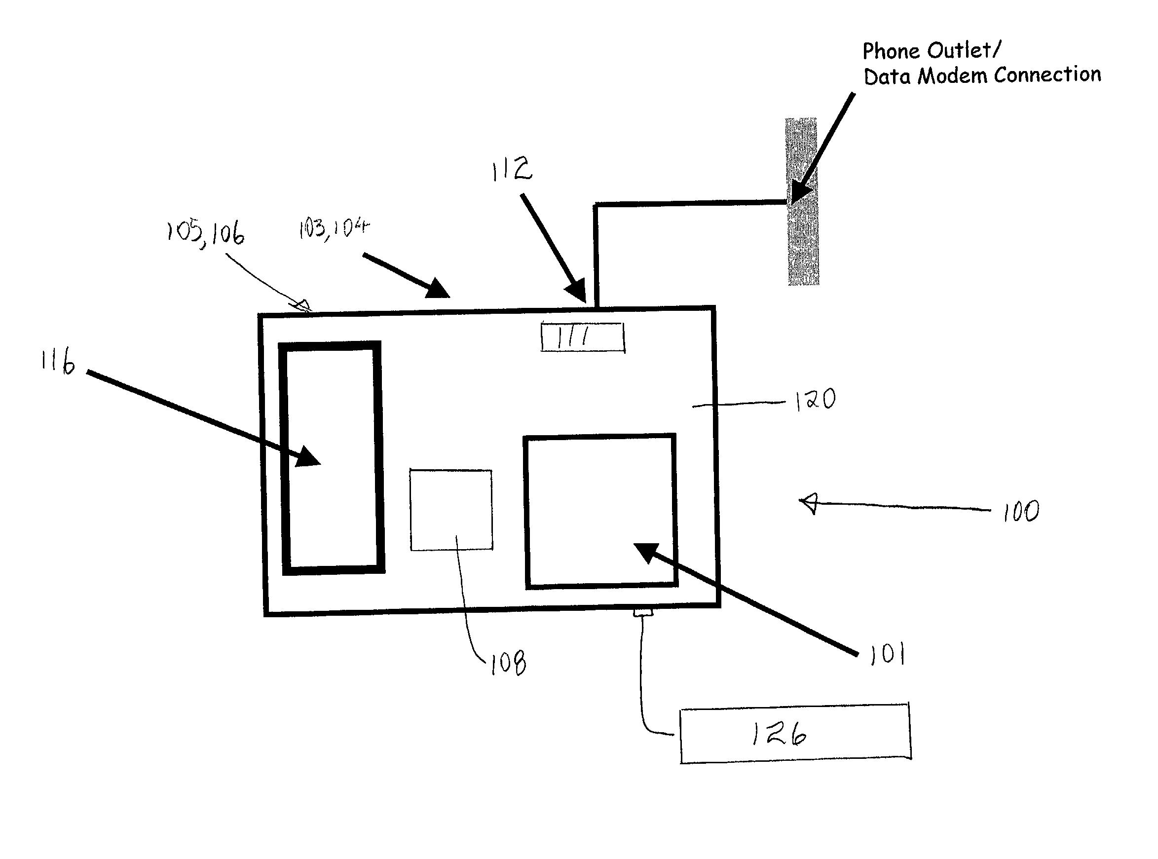 Dial Telephone Wiring Diagram