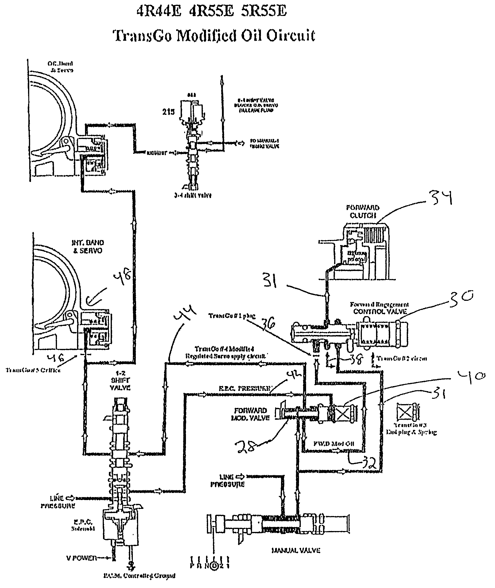 4r55e Wiring Diagram Light Switch Wiring To Fuse Box
