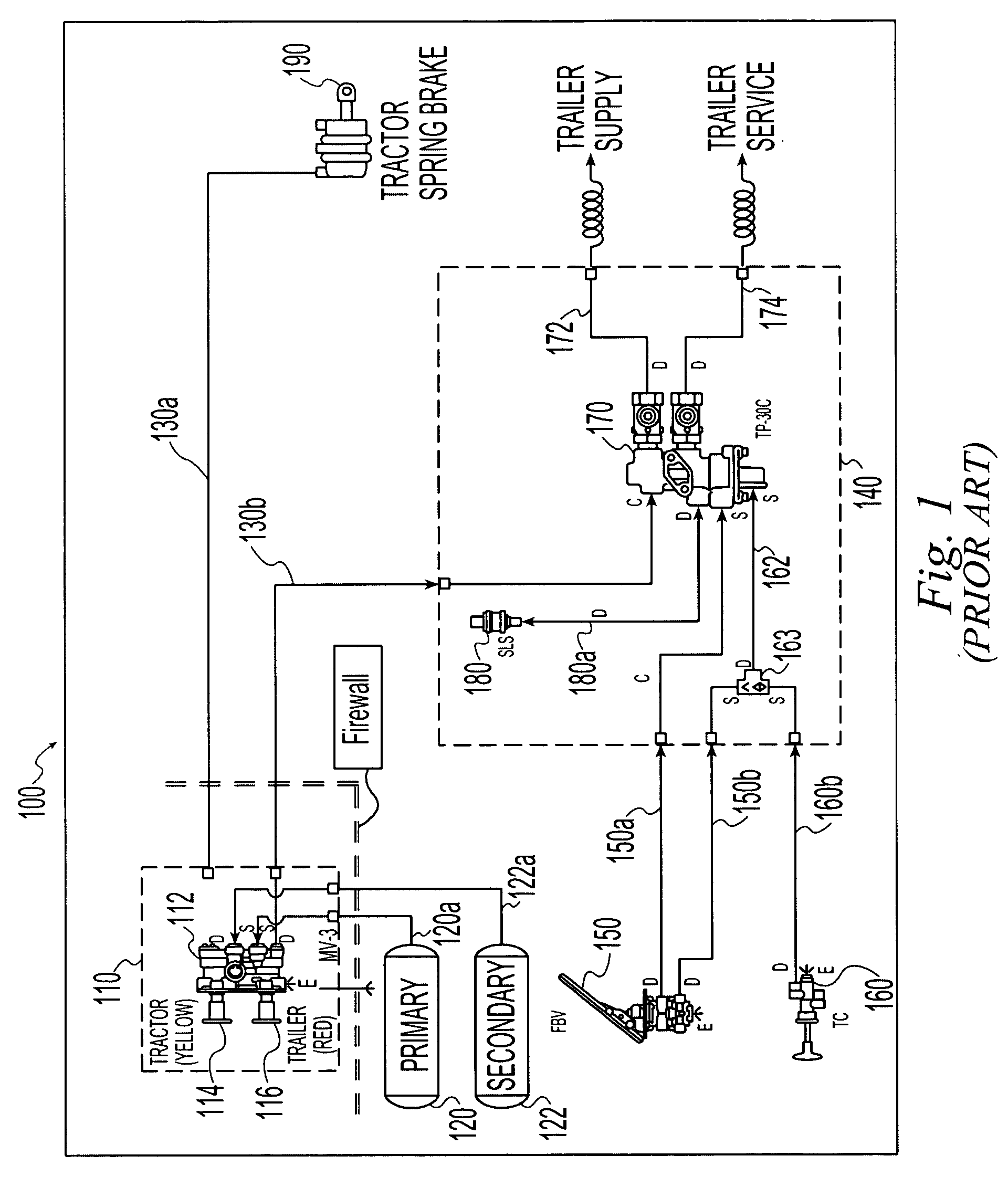 US20040187674A1 20040930 D00001?resize\=840%2C981 wabco abs wiring diagram sae wiring diagrams wabco 4s/4m wiring diagram at edmiracle.co