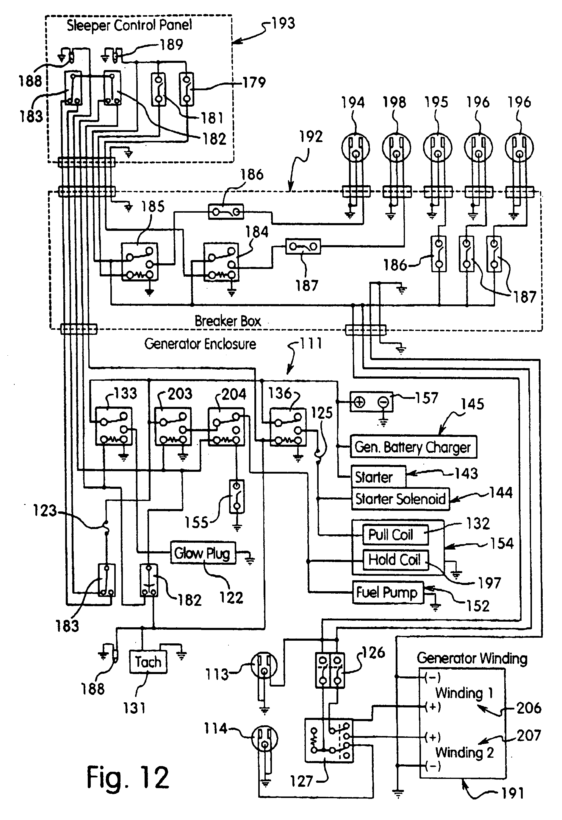 Cummins Generator Wiring Diagram