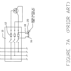 Ansul System Relay Wiring A Time Clock And Contactor Patent Us20050243491 Multi Function Power Monitor