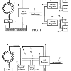 Transmission Wiring Diagram Toyota Hilux 1992 Patent Us20050272549 - Pressure Modulation By Orificed Check Valve Google Patents
