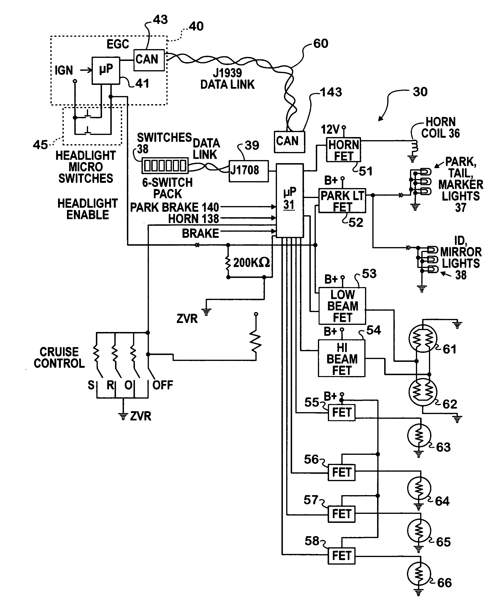 International 4400 Wiring Diagrams H4 Bi Xenon Hid Wiring