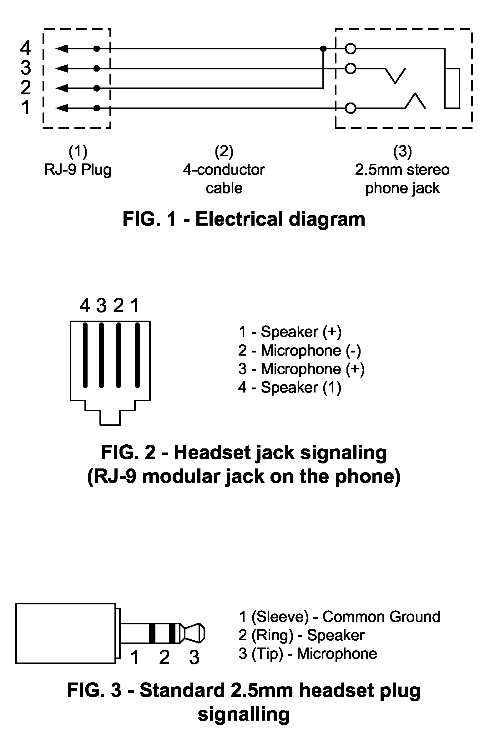 A And B Ethernet Cable Wire Diagram Patent Us20060234771 Headset Adapter For Ip Or Digital