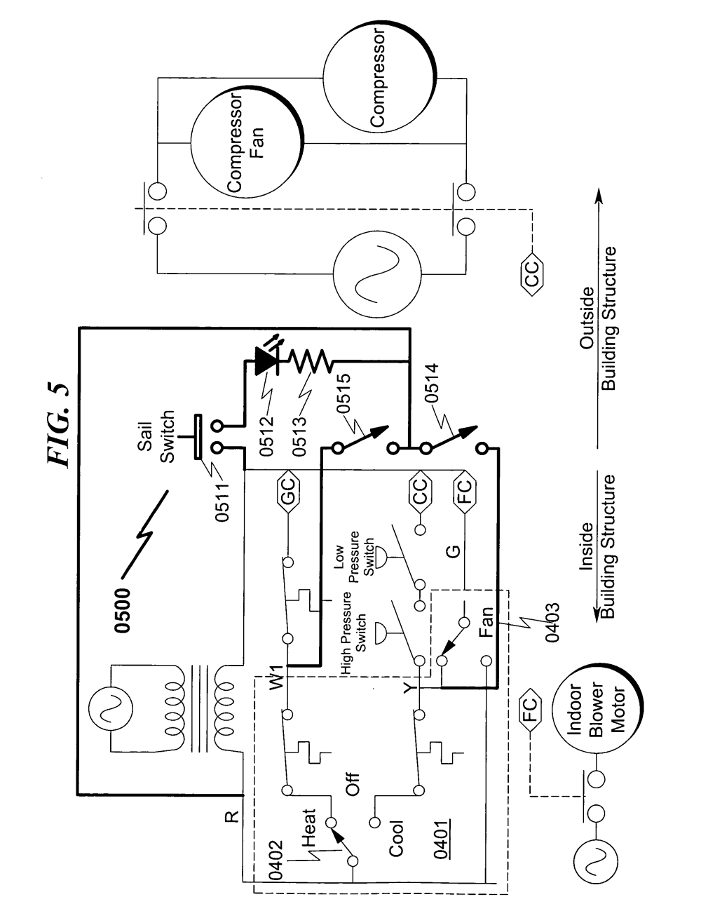 medium resolution of hvac diagnostic system and method google on hvac wiring color codes