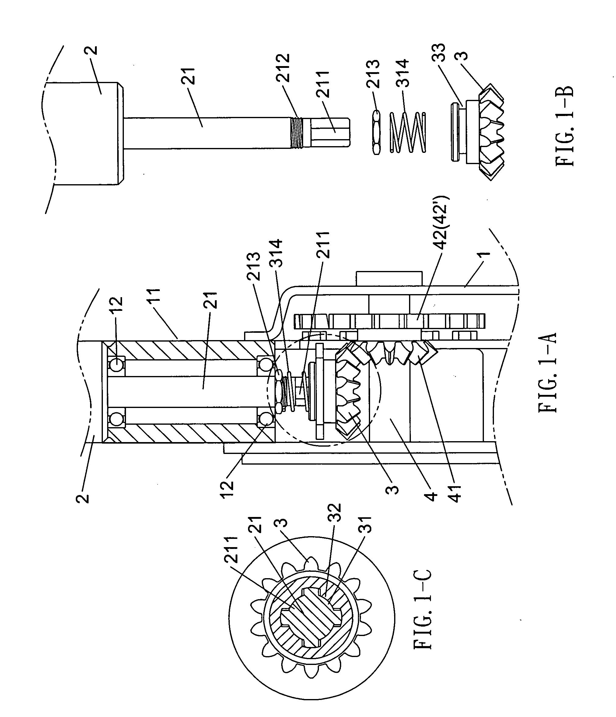 revolving chair mechanism hanging kuala lumpur patent us20070281834 rotating control