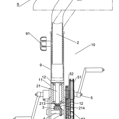 Revolving Chair Mechanism Rocking Lounge Patent Us20070281834 Rotating Control