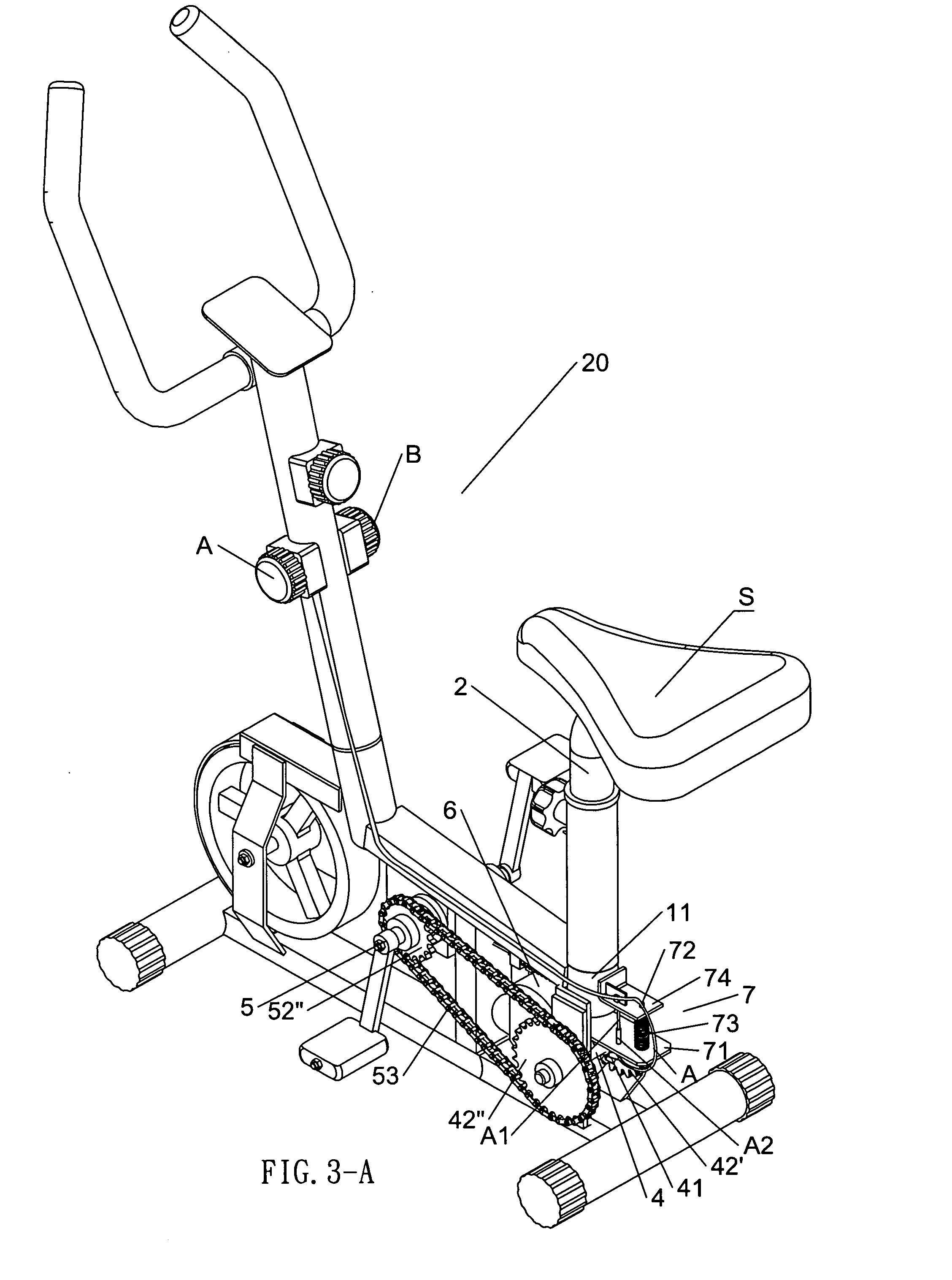 revolving chair mechanism graco high replacement cover canada patent us20070281834 rotating control