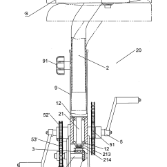 Revolving Chair Mechanism Bar Height Adirondack Chairs Plans Patent Us20070281834 Rotating Control
