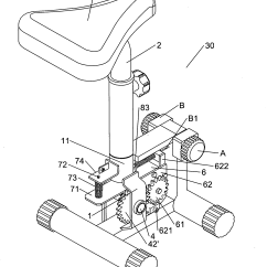 Revolving Chair Mechanism Wood High Patent Us20070281834 Rotating Control