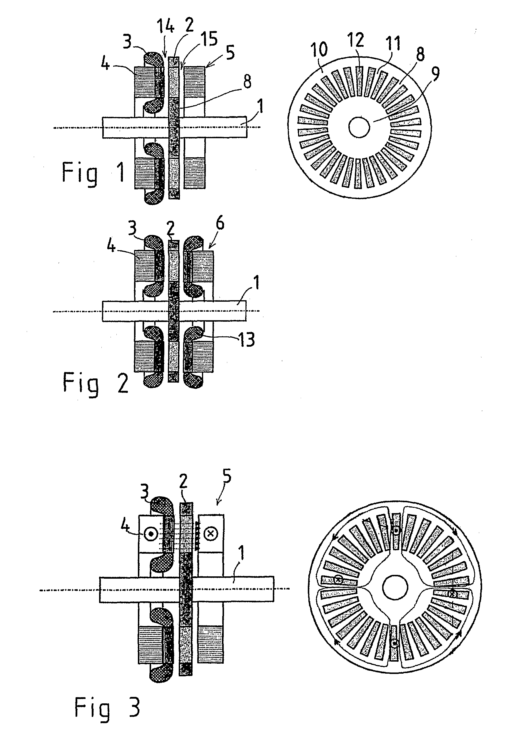 Axial Flux Induction Motor Design