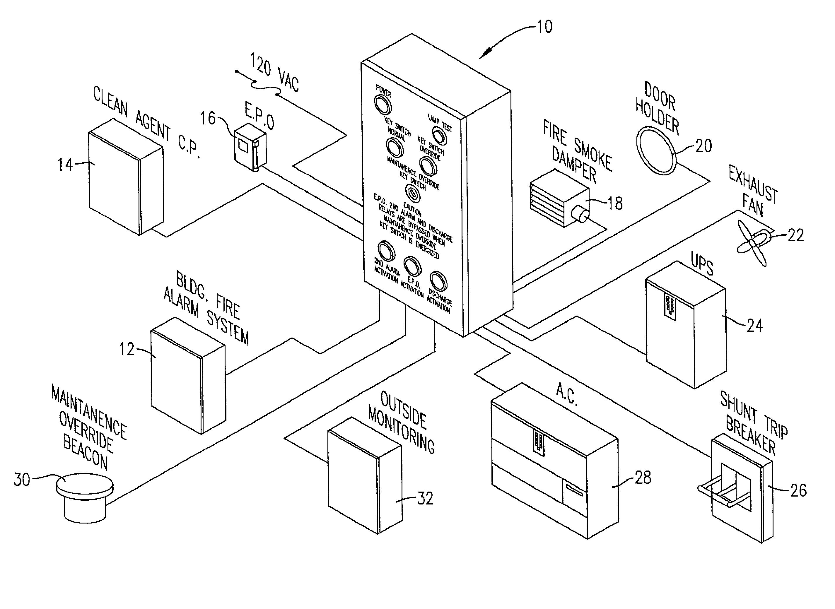 epo switch wiring diagram data center