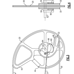 Archery Bow Diagram Kc Offroad Lights Wiring Patent Us20080135032 Bowstring Cam For Compound